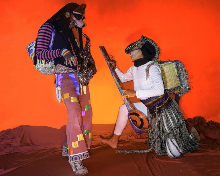 """""""MEMORIAS DEL FUEGO… Los Colores"""" KALLE LUNA KALLE SOL -Quito"""