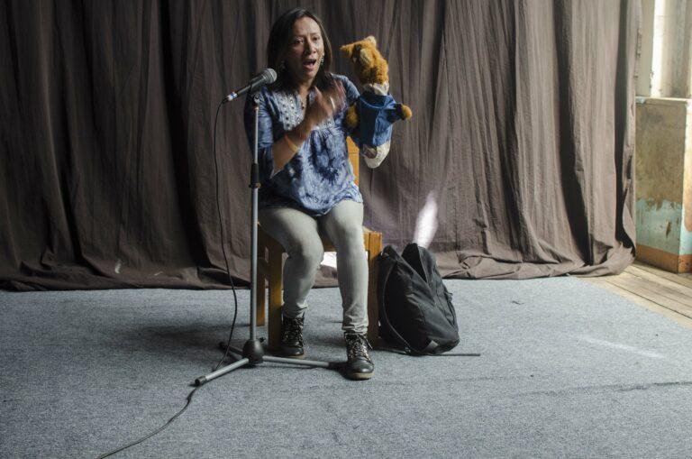 """""""Cuentos de la Abuelita que se me perdieron"""" Narración Oral VERÓNICA ZAPATA -Quito"""